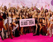 Victoria Secret '2014'e seksi bir giriş yaptı