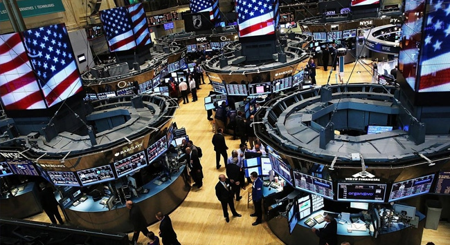 ABD borsası yükselişte