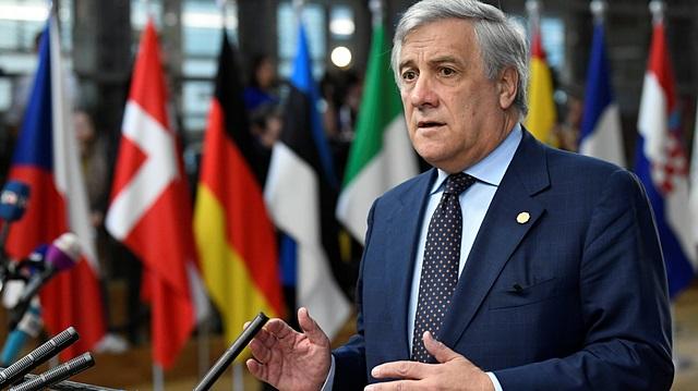 AP Başkanı Tajani: Kaşıkçı'nın nişanlısı AP'ye başvurdu