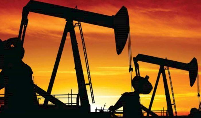 Brent petrolün varili 58,26 dolar