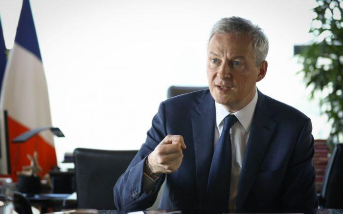 Le Maire: `Euro Bölgesi yeni bir krize hazır değil`