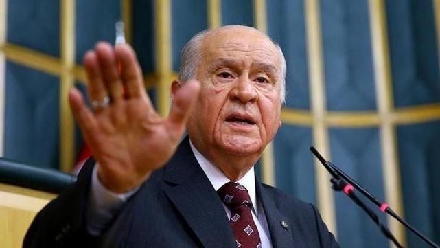 Devlet Bahçeli: Yerel seçimde Cumhur İttifakı yok
