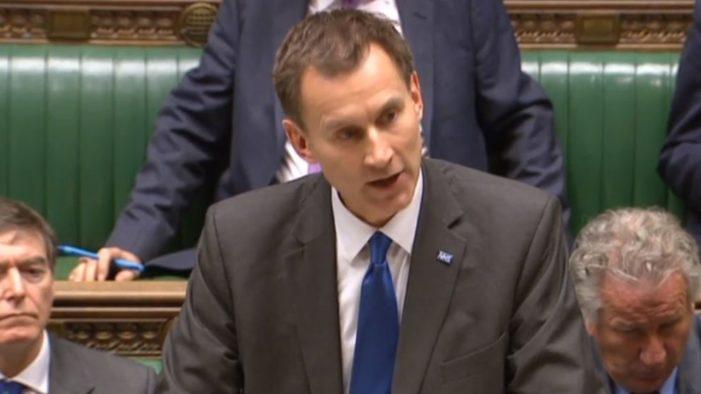 İngiliz parlamentosunda 'Kaşıkçı' özel oturumu