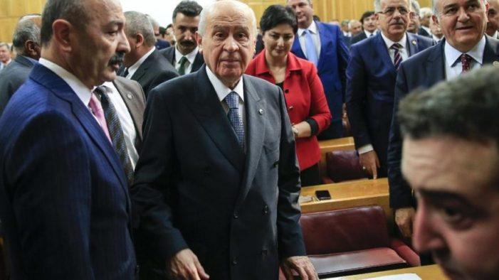MHP lideri Bahçeli: Cumhur ittifakı duruyor