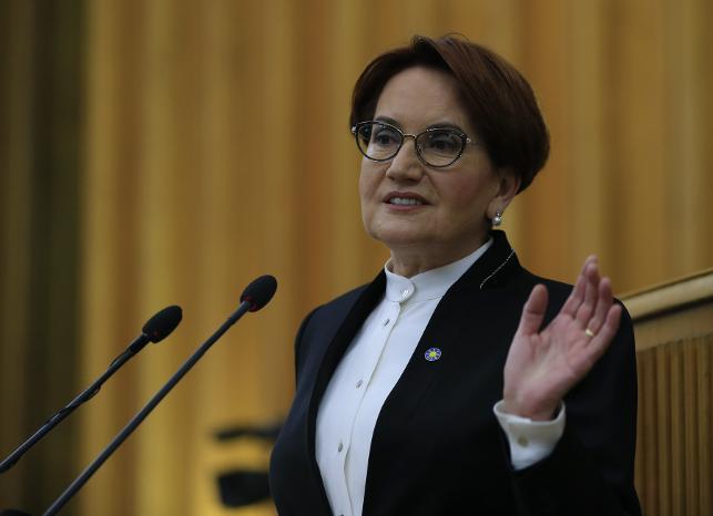Akşener: 'Bağımsız mahkemeler masalını geç Sayın Erdoğan'