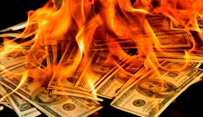 ABD para yakma operasyonuna devam ediyor