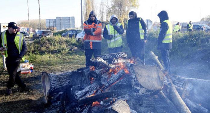 Belçika'da hayat pahalılığı protesto edildi