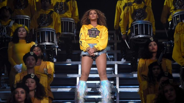 Beyonce 'Mevlana' belgeseli çekecek