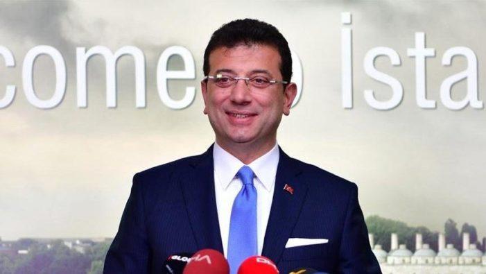 İmamoğlu: Türkiyemizin geleceği için çalışacağız