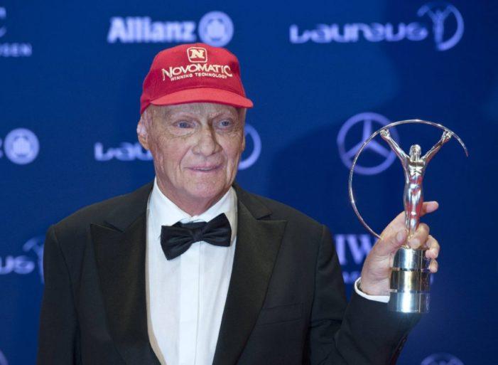 Formula 1'in efsanesi Niki Lauda hayatını kaybetti