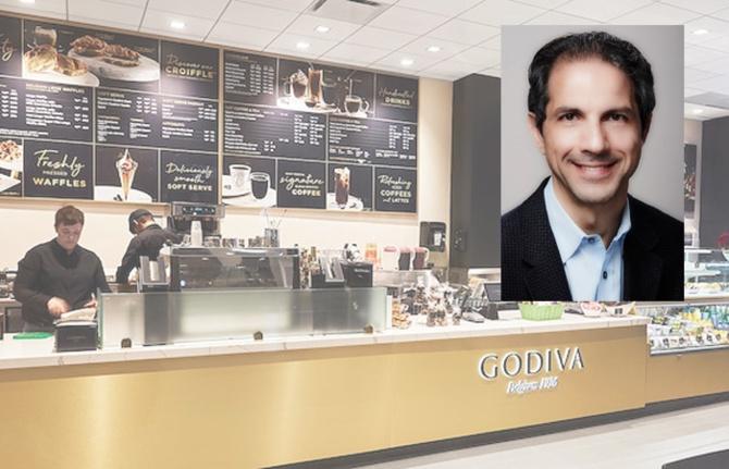 Godiva'ya yeni bölge başkanı atandı