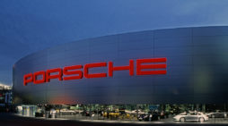 Porsche'ye yolsuzluk baskını!
