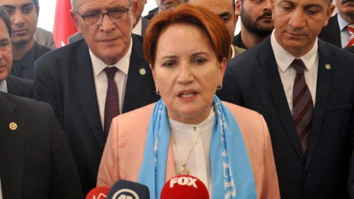 Meral Akşener: Biz VIP'lerde doğmadık