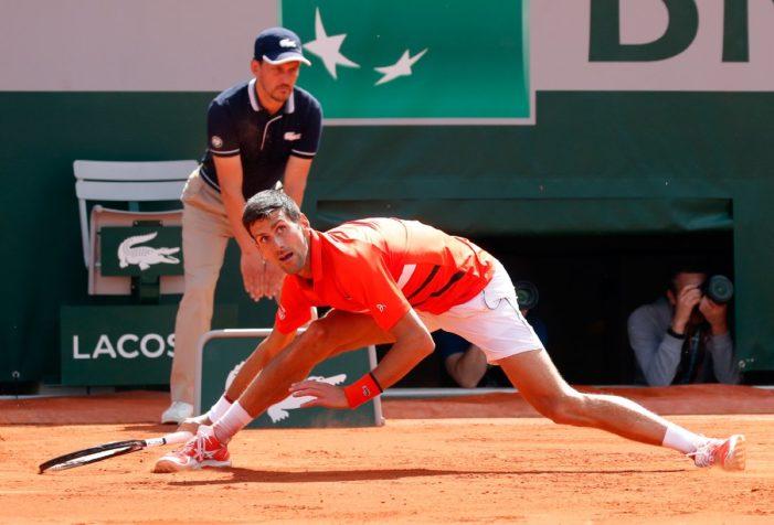 Djokovic yarı finale kaldı