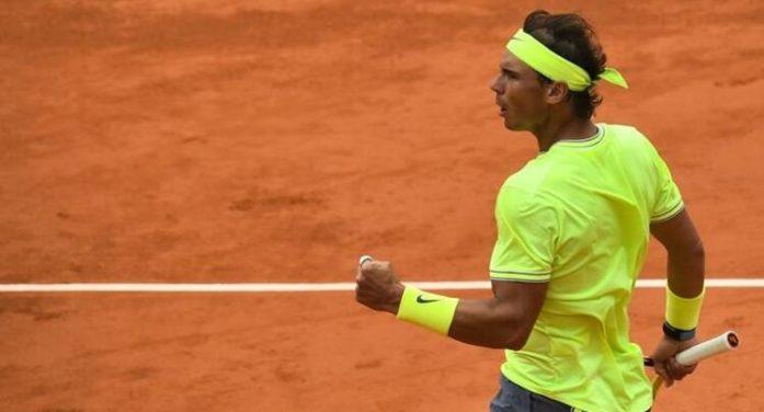 Federer 0 – 3 Nadal