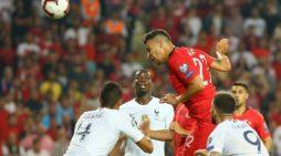 Türkiye 2 – 0 Fransa