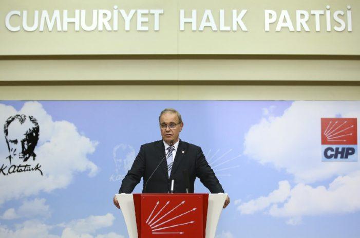 Öztrak: Türkiye şamar oğlanına döndürülmek isteniyor