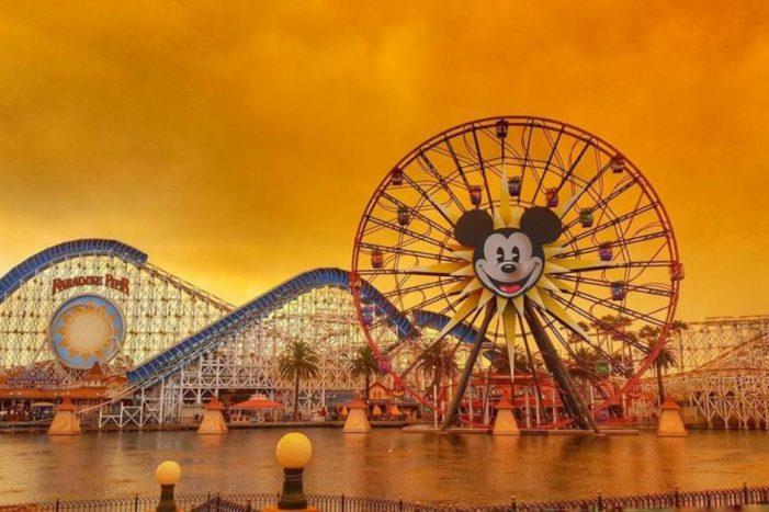 Disneyland'in karanlık yüzü