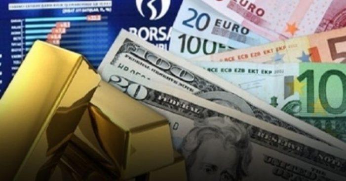 Bu hafta altın dolar euro değer kazandı