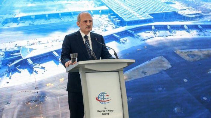 Turhan: İstanbul Yeni Havalimanı olumsuzluklar yaşatabilir