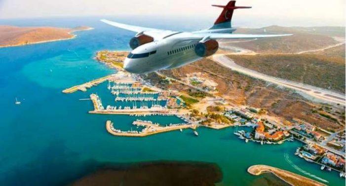 Alaçatı Havaalanı projesi iptal edildi