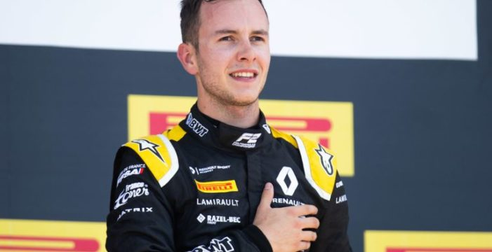 'Belçika Grand Prix'sinde korkunç kaza: 'Anthoine Hubert' hayatını kaybetti