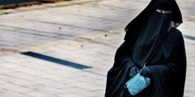 Hollanda'da burka yasağı yürürlüğe girdi