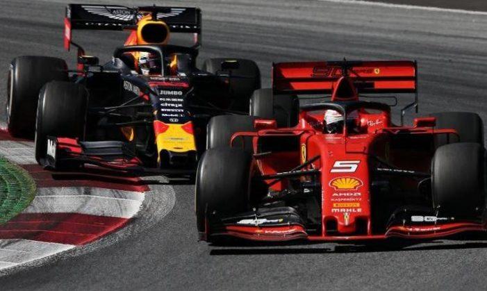 Formula 1 Belçika GP'si ile devam edecek