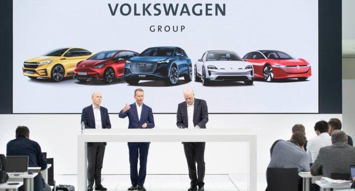 Volkswagen Group Türkiye'de yatırım kararı almaya yaklaştı