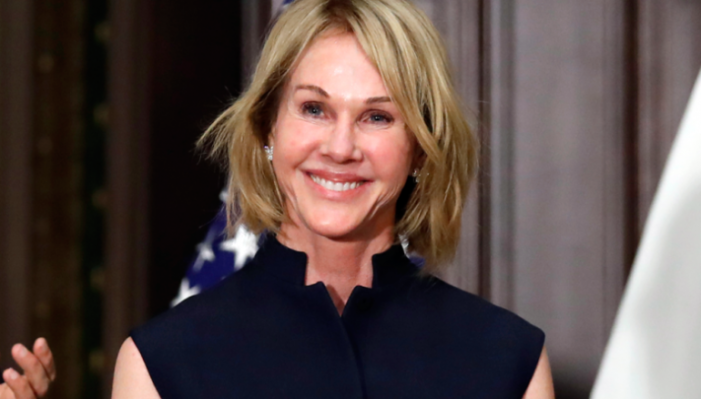 Kelly Craft ABD'nin BM Temsilcisi oldu