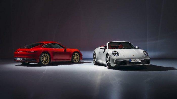 Porsche 911 serisini genişletti
