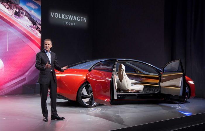 VW'den İzmir'e 1 milyar Euro'luk yatırım