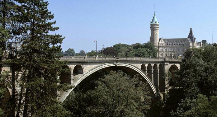 Lüksemburg'un bağımsızlığının simgesi: 'Adolphe Köprüsü'