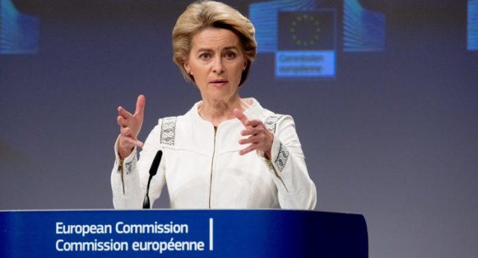AB Komisyonu Başkanı Leyen: 'Avrupa iklimin korunmasının lideri olacak'