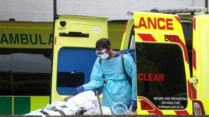 Ferguson: 'İngiltere'de ölü sayısı 20 bini bulur'