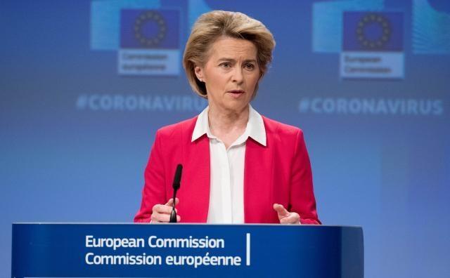AB üyelerine 100 milyar euroluk destek programı açıklandı