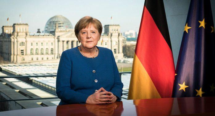 Merkel: 'Çocuk başına 300'er euro yardım yapılacak'