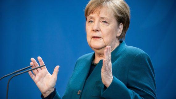 Almanya Başbakanı Angela Merkel ifade verdi