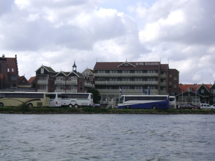 Ünlü 'Art Hotel Spaander' iflas etti