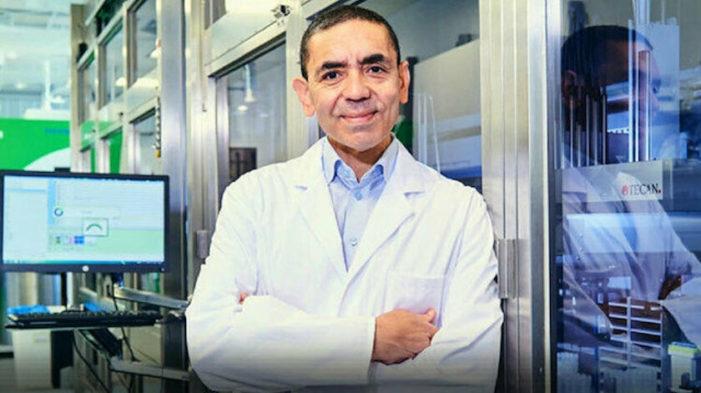 """Prof. Dr. Şahin: """"Aşıyı 6 aydan kısa bir zamanda üretebiliriz"""""""