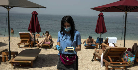 Edacco: 'Yunanistan turizm sezonunu açtı'