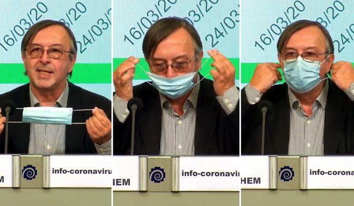 Covid-19: Belçika yeni koronavirüs (Covid-19) testini genişletecek