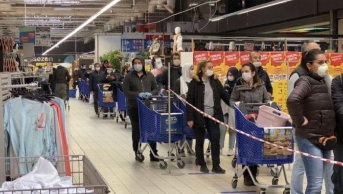 Marketler Bayram boyunca açık mı?