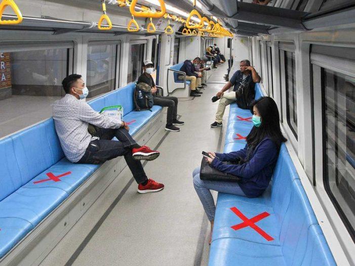 Corona virüsü metroda saniyeler içinde yayılıyor!