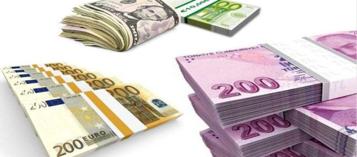 Banka hesaplarındaki para miktarları arttı!..