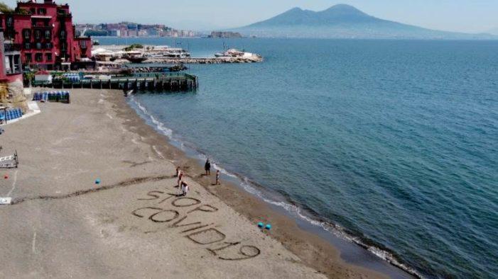 İtalya sınırlarını 3 Haziran'da açıyor!..