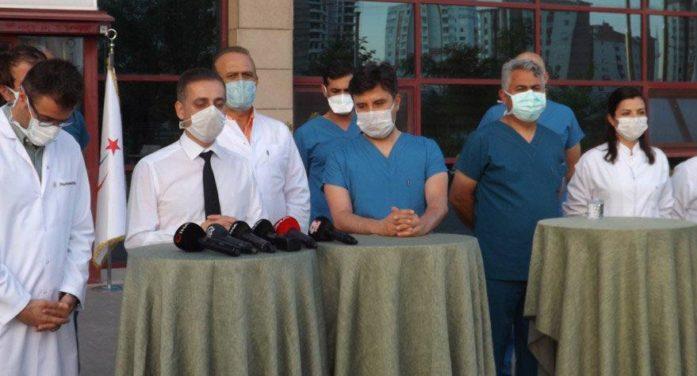 COVİD-19: Türk doktorlardan corona virüsüne karşı büyük başarı!..