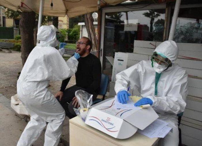 Koronavirüs testlerini kısıtlama kararı büyük tepki çekti
