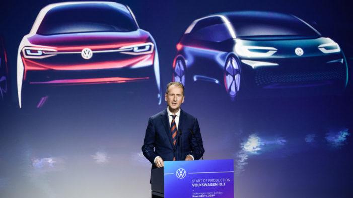 Volkswagen 'Türkiye'de fabrika kurmamaya karar verdi