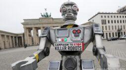 "HRW: ""Katil robotlar"" yasaklansın!.."